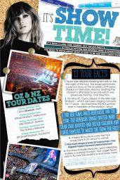 Taylor Swift - It GiRL November 2018 Issue