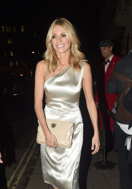 Tess Daly – Goldie's Love in Charity Fundraiser at Annabel's in London 11/12/2018