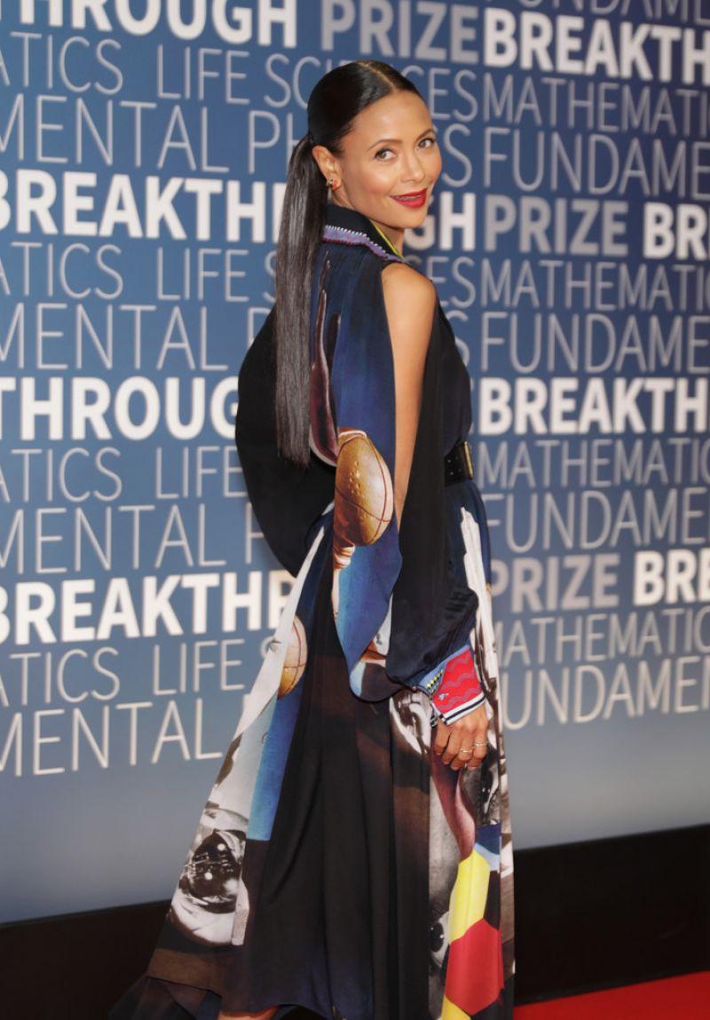 Thandie Newton 2019 Breakthrough Prize In Mountain View