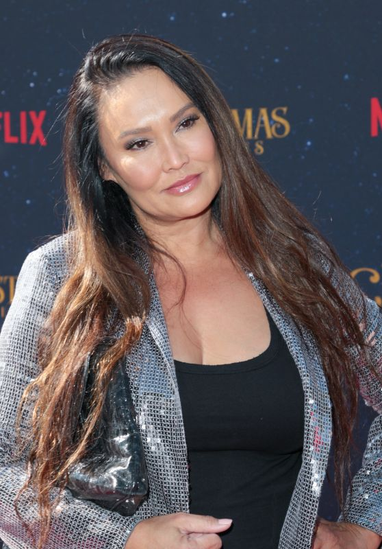 "Tia Carrere - ""The Christmas Chronicles"" Premiere in Westwood"
