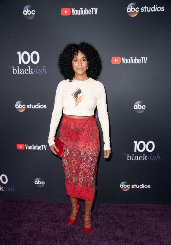 Tracee Ellis Ross - Black-ish 100th Episode Celebration