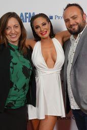 Tulisa Contostavlos - Diva Premiere in Santa Monica