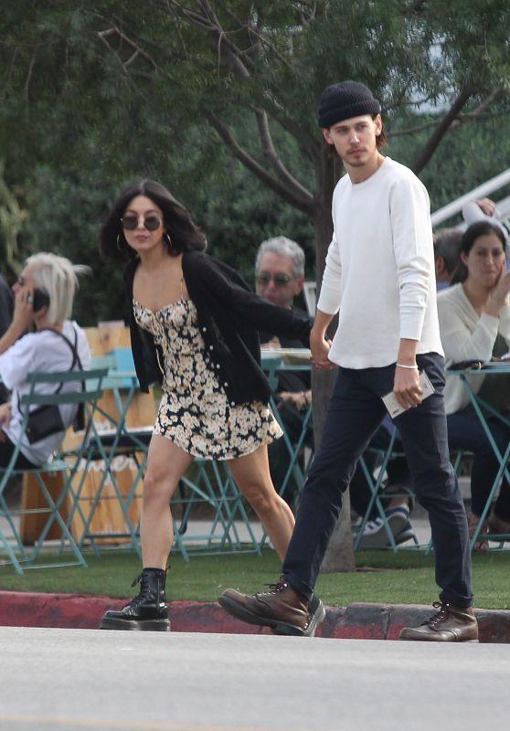 Vanessa Hudgens and Austin Butler - Los Angeles 11/19/2018