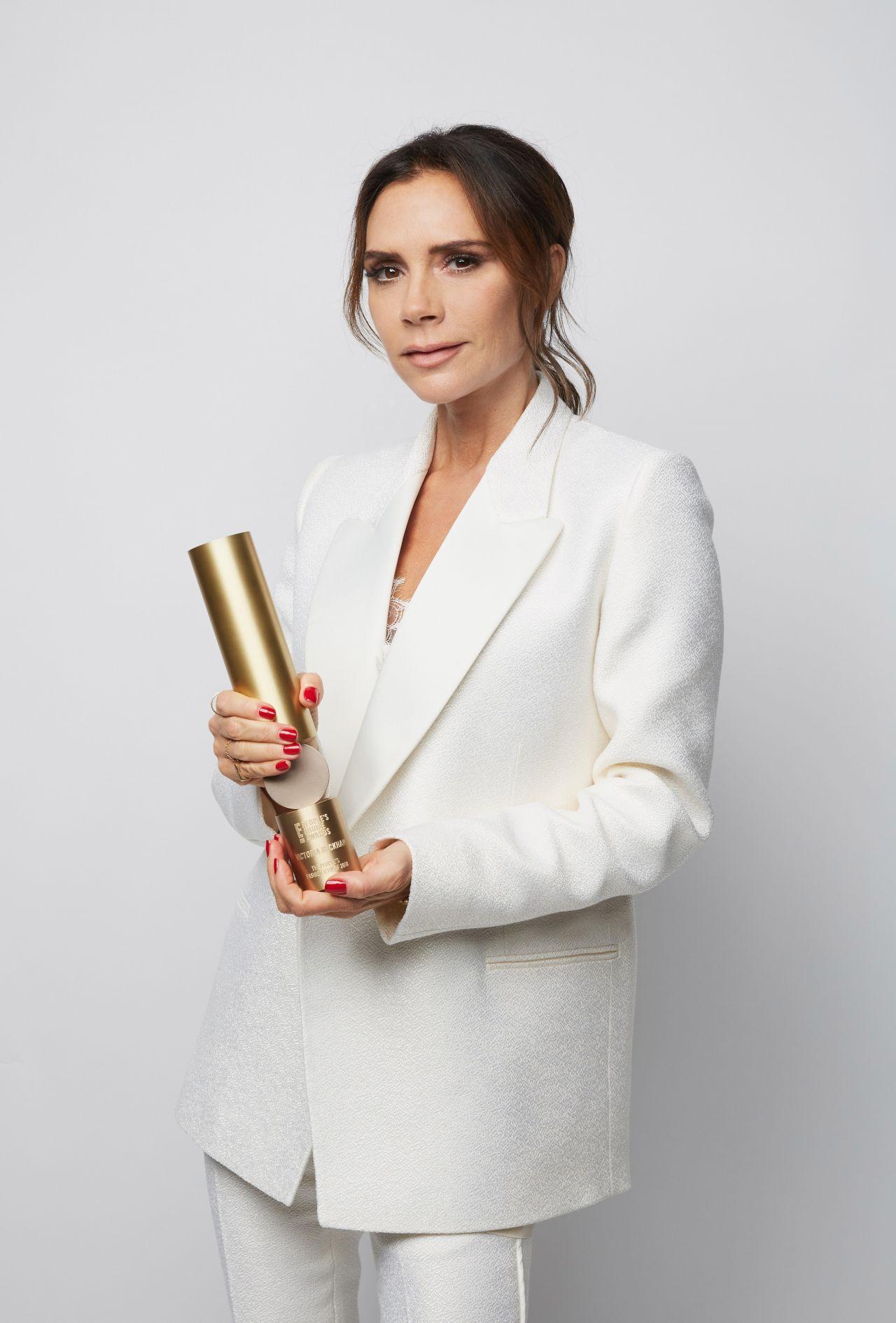 Victoria Beckham 2018 People S Choice Awards Portrait