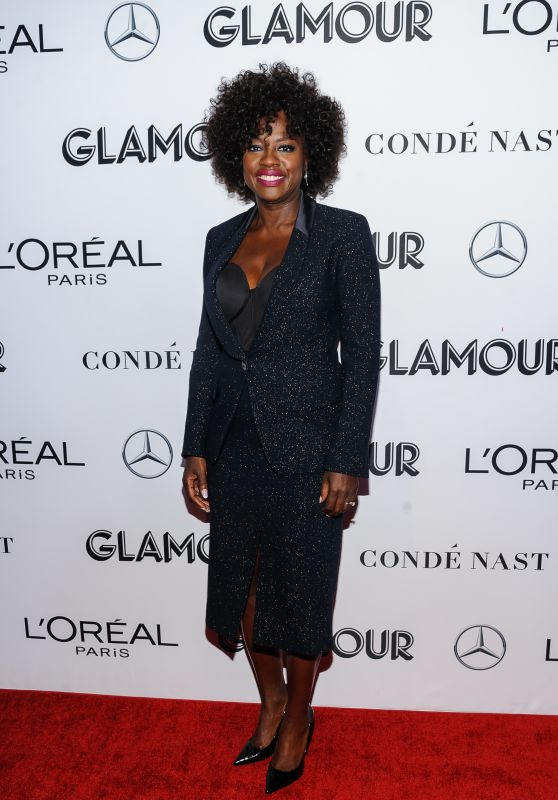 Viola Davis – Glamour Women of the Year Awards 2018