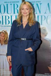 """Virginie Efira - """"Un Amour Impossible"""" Paris Premiere"""