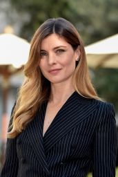 """Vittoria Puccini – """"What You Do On New Year's Eve"""" Photocall in Rome"""
