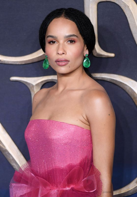 "Zoe Kravitz – ""Fantastic Beasts: The Crimes of Grindelwald"" Premiere in London"