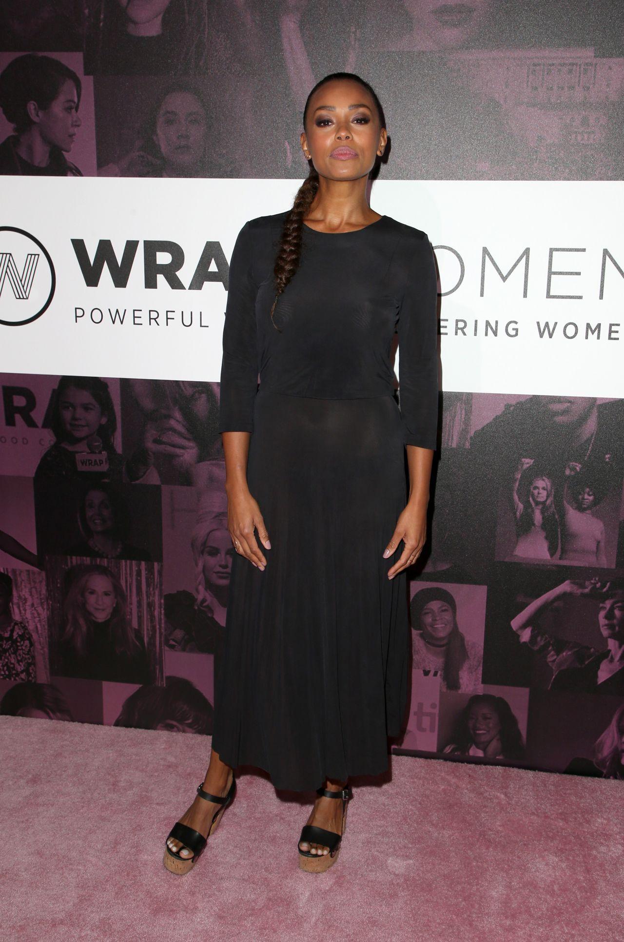 Zoe Saldana Thewrap S Power Women S Summit In La 11 01 2018