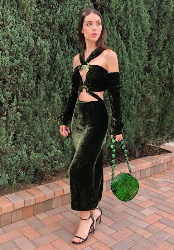 Adelaide Kane - Personal Pics 12/25/2018
