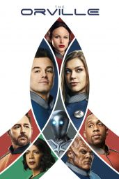 """Adrianne Palicki - """"The Orville"""" Season 2 Poster and Photos"""