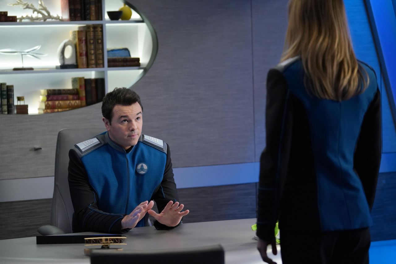 Adrianne Palicki Quot The Orville Quot Season 2 Poster And Photos