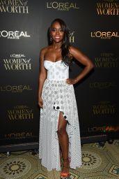 Aja Naomi King – 2018 L'Oreal Women of Worth Awards in NY