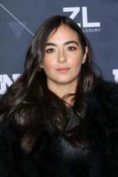 Alanna Masterson – Footwear News Achievement Awards 2018