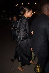 Alesha Dixon - Out in London 12/14/2018