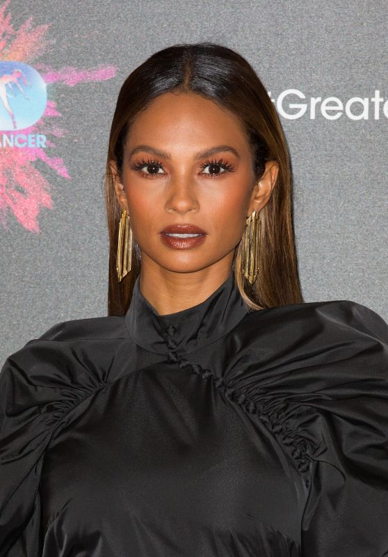 Alesha Dixon - The Greatest Dancer Photocall in London 12/10/2018