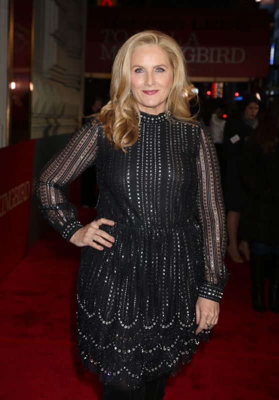 "Alex Witt – ""To Kill A Mocking Bird"" Opening Night in NYC"