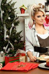 Alexa Bliss - Christmas 2018 Photoshoot