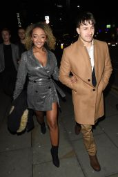 Alexandra Mardell - The Coronation Street Christmas Party in Manchester