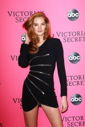 Alexina Graham – 2018 Victoria's Secret Viewing Party in NYC (Part II)