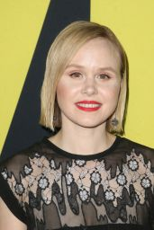"Alison Pill – ""Vice"" Premiere in Beverly Hills"