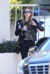 Amanda Bynes in Tights 12/21/2018