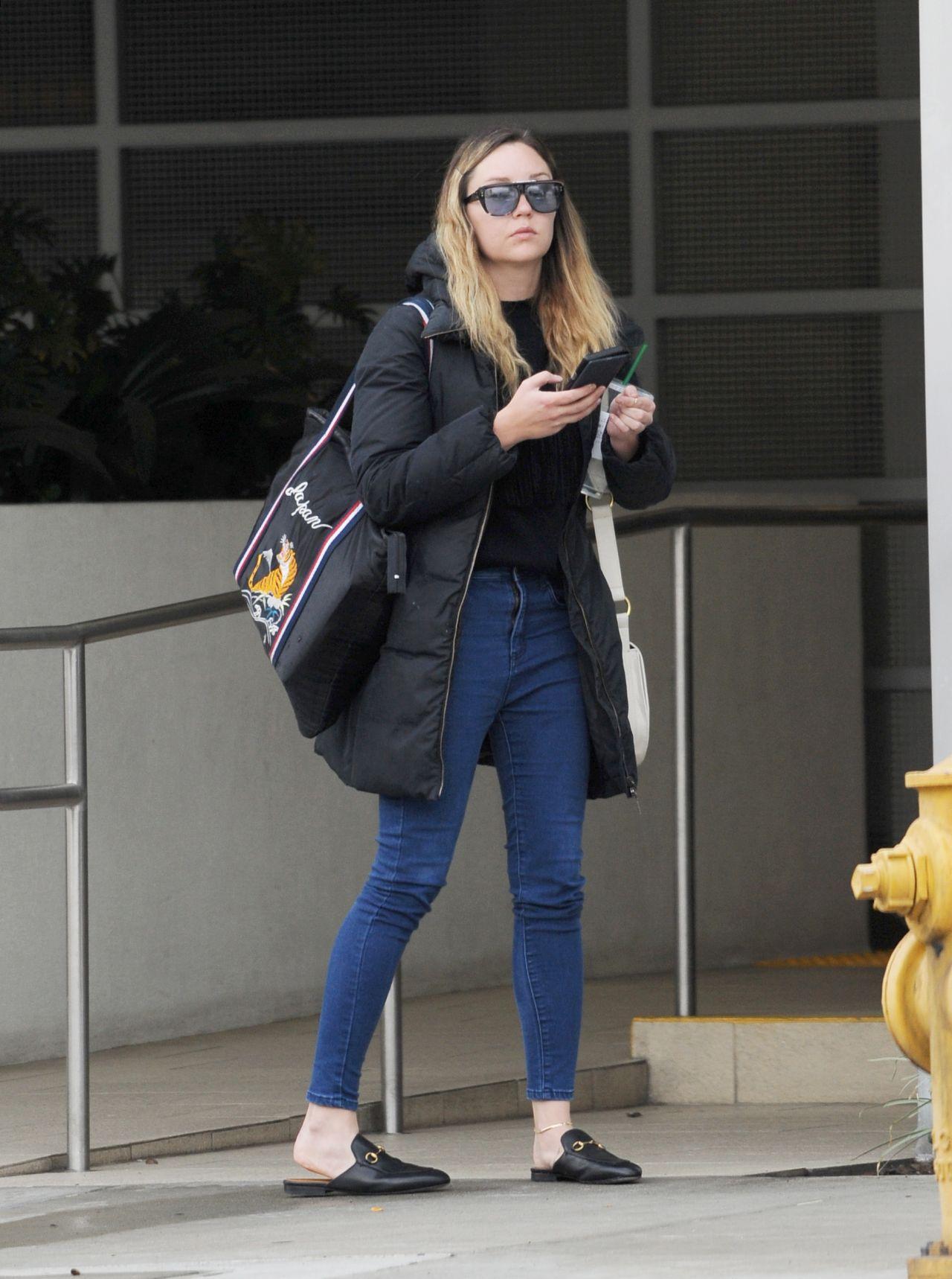 Amanda Bynes - Out in ... Eva Green