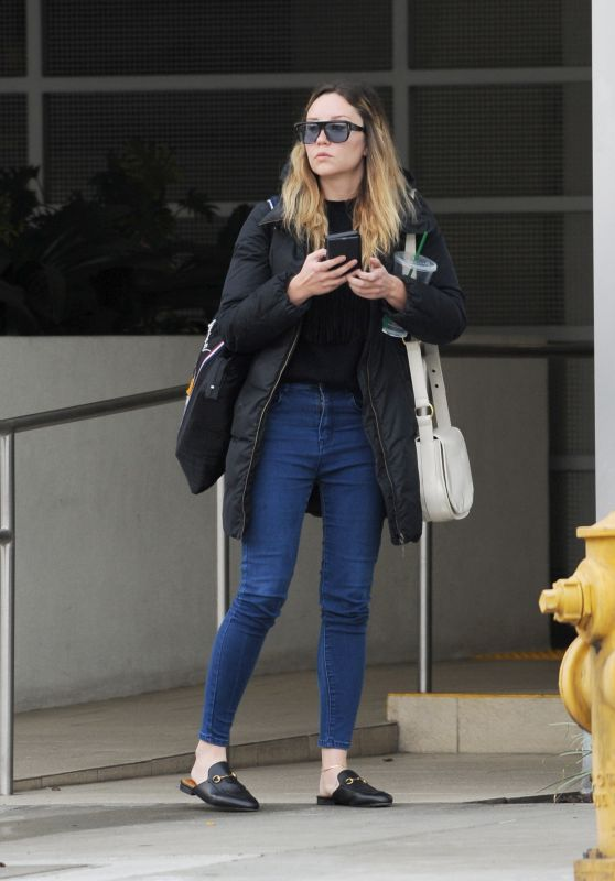 Amanda Bynes - Out in Los Angeles 12/06/2018