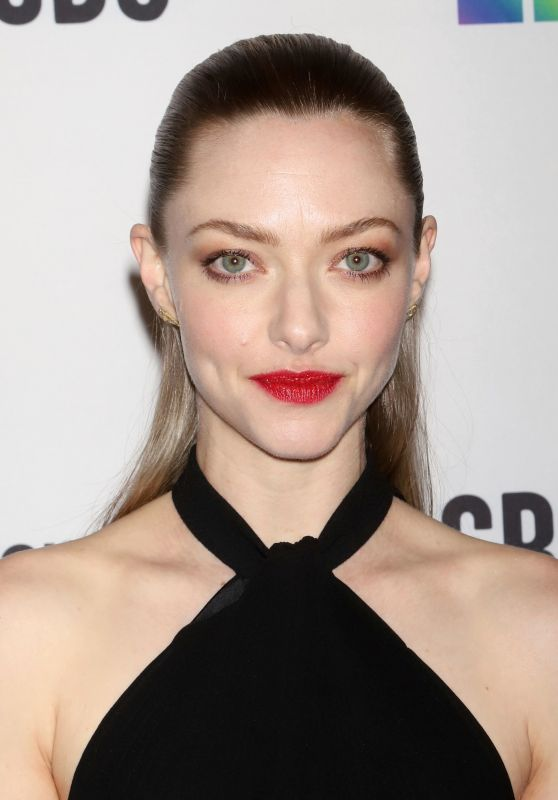 Amanda Seyfried - 2018 Kennedy Center Honors in Washington DC