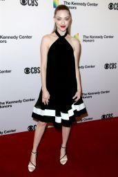 Amanda Seyfried - 2018 Kennedy Center Honors in Washington DC