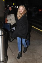 Amanda Seyfried - Arriving in Washington DC 12/02/2018