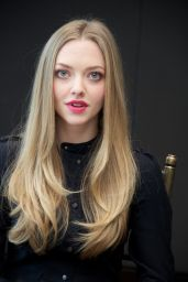 "Amanda Seyfried - ""Les Miserables"" Press Conference in New York"