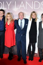 """Amanda Sthers – """"Holy Lands"""" Premiere in Paris"""