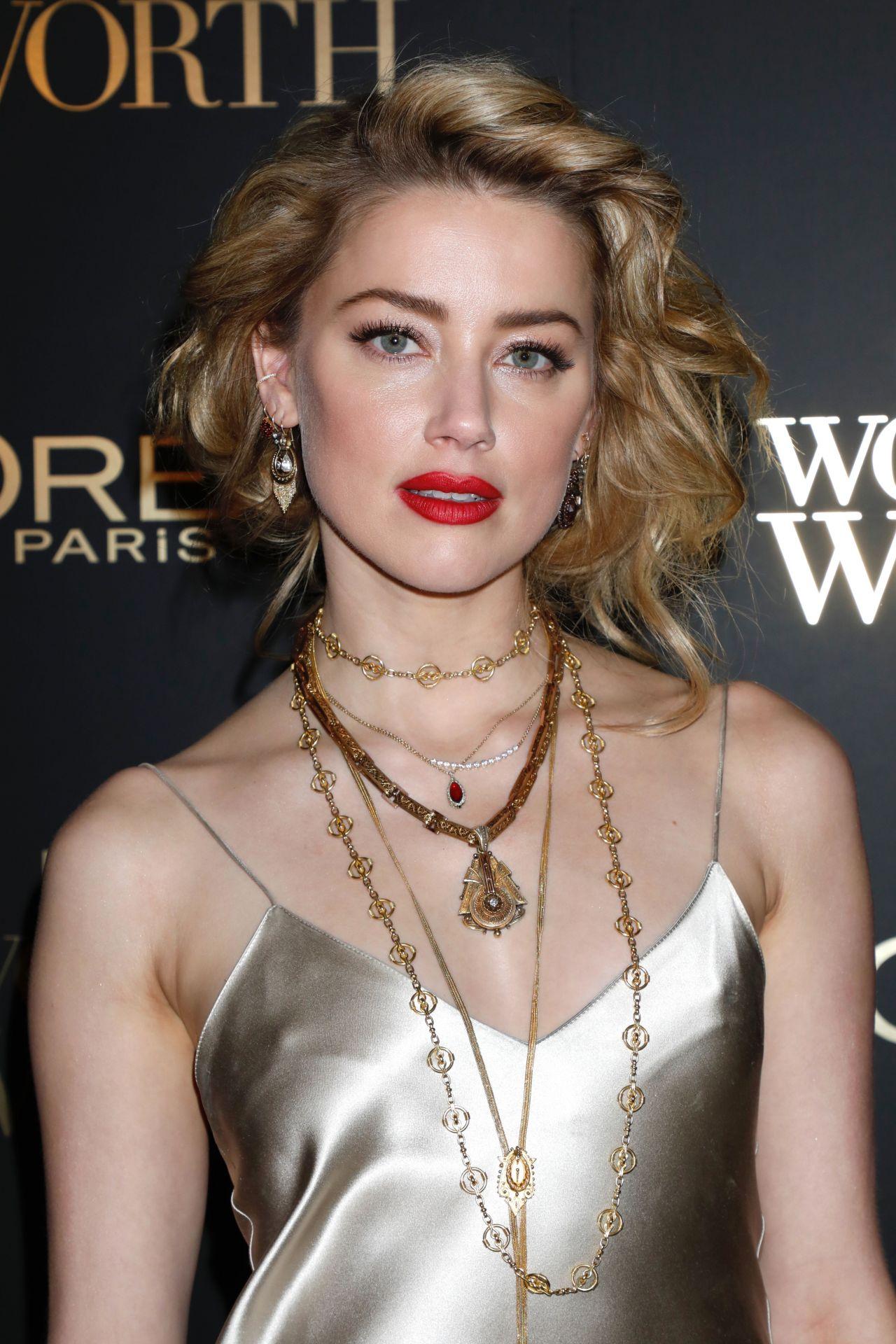 Amber Heard - L'Or...