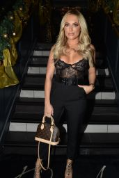 Amber Turner - MISSPAP X GLAMIFY Christmas Event in Liverpool