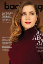 Amy Adams - Backstage Magazine December 2018