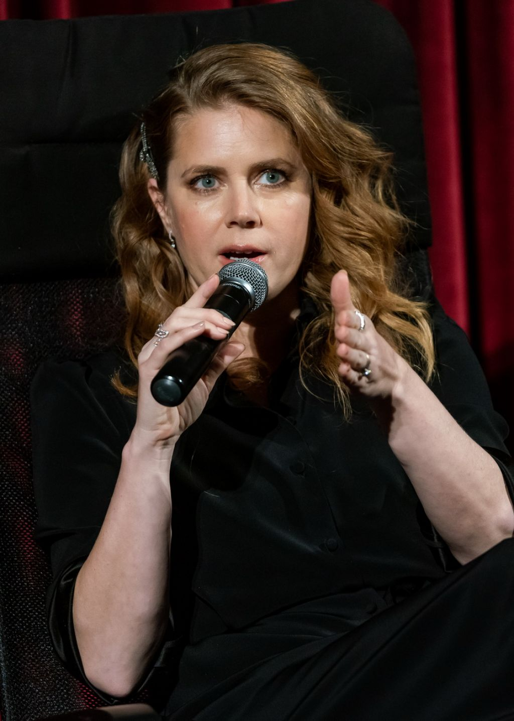 Amy Adams Official Academy Screening Of Quot Vice Quot In Nyc