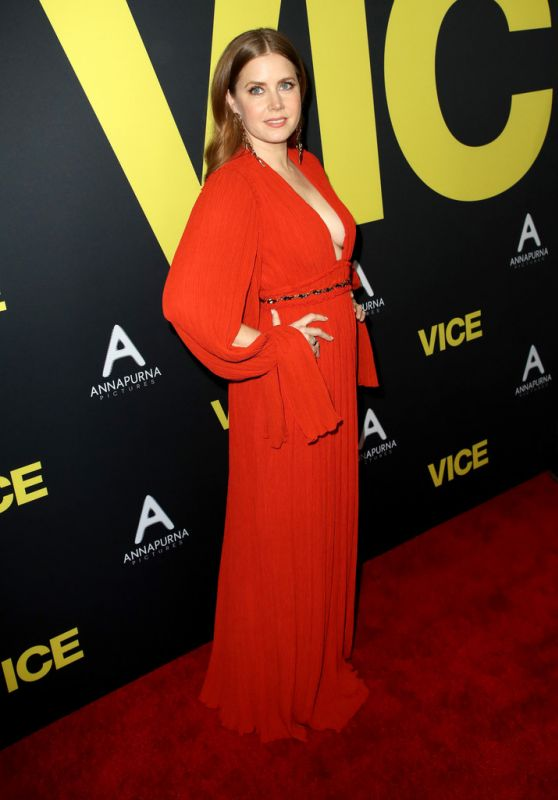 "Amy Adams - ""Vice"" Premiere in Beverly Hills"