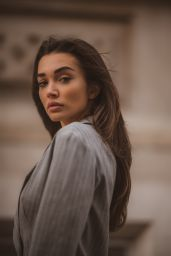 Amy Jackson - Photoshoot in London, December 2018