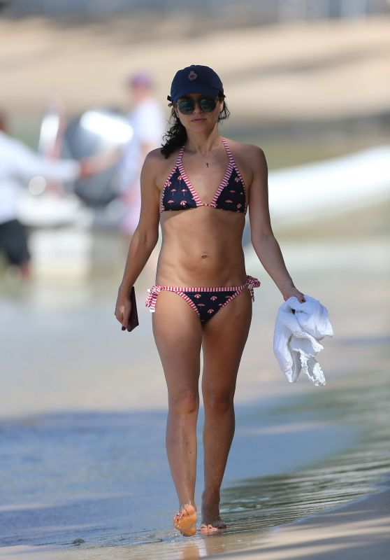 Andrea Corr in Bikini in Barbados 12/20/2018