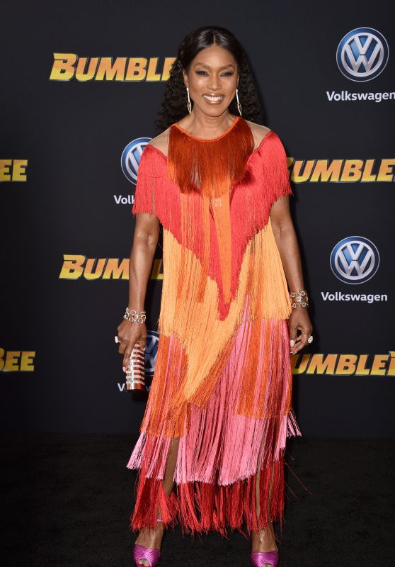 "Angela Bassett – ""Bumblebee"" Premiere in Hollywood"