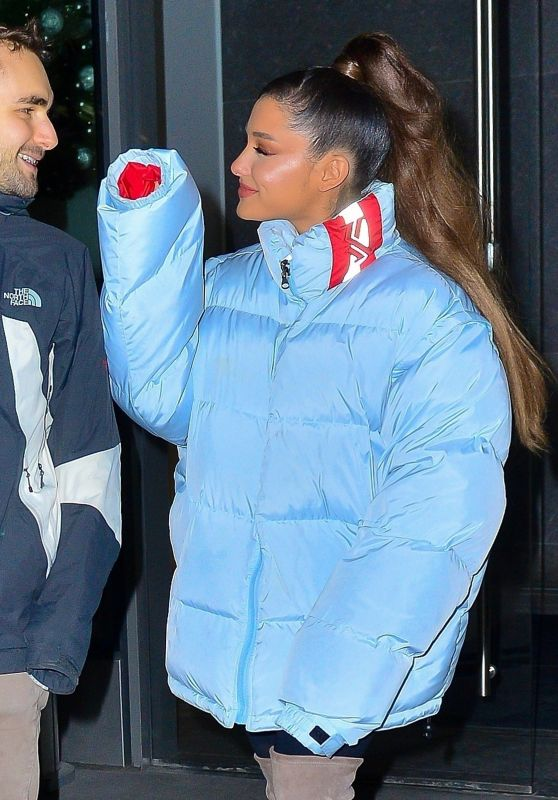 Ariana Grande - Out in New York 12/05/2018