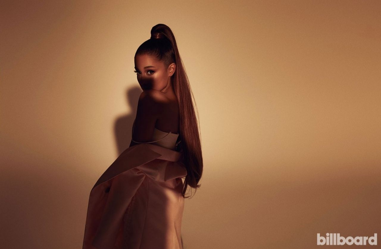 """Ariana Grande - Photoshoot for Billboard """"Woman of the ..."""
