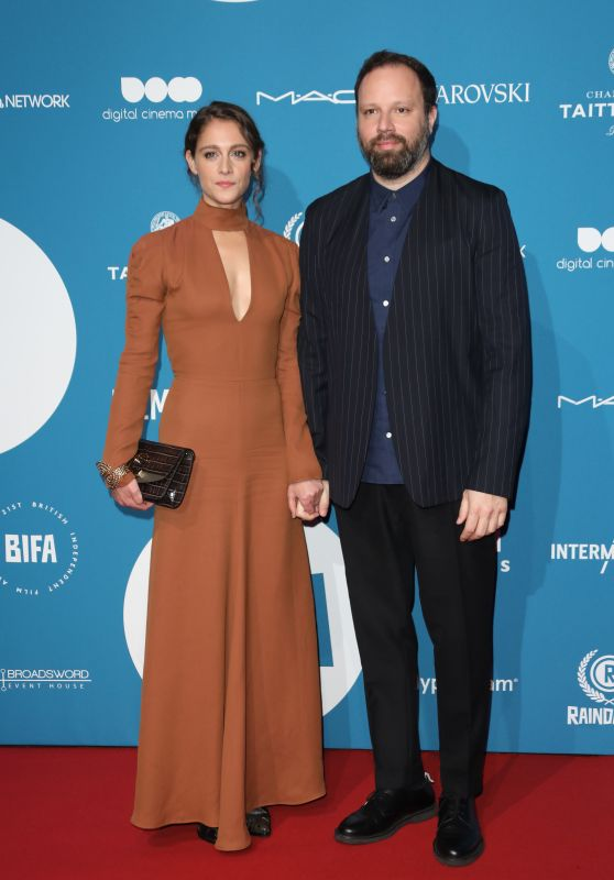 Ariane Labed – British Independent Film Awards 2018