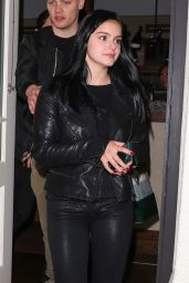 Ariel Winter - Leaving Madeo in Beverly Hills 12/08/2018
