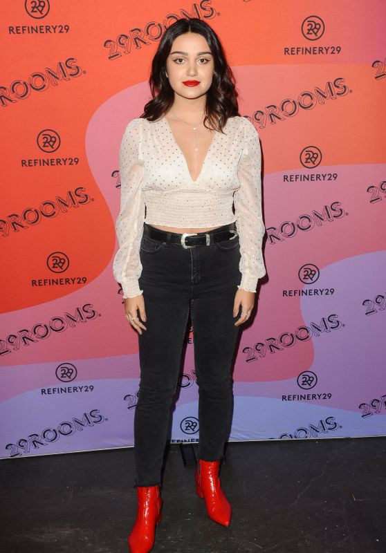 Ariela Barer – Refinery29's 29Rooms Los Angeles 2018: Expand Your Reality