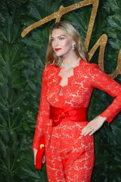 Arizona Muse – The Fashion Awards 2018 in London