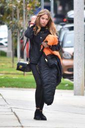 Ashley Benson - Leaving a Hair Salon in LA 12/05/2018