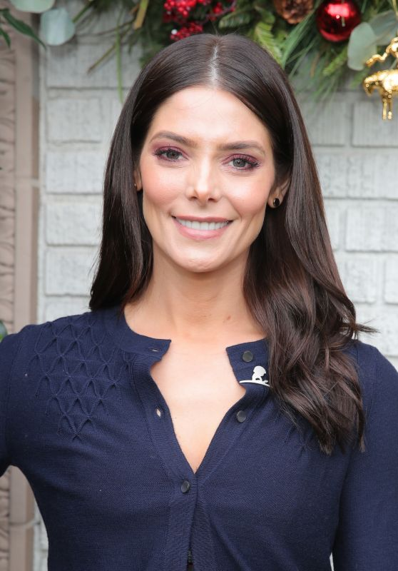 Ashley Greene – Brooks Brothers' Holiday Celebration in LA ...