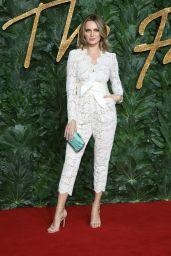 Asta Valentaite – The Fashion Awards 2018 in London